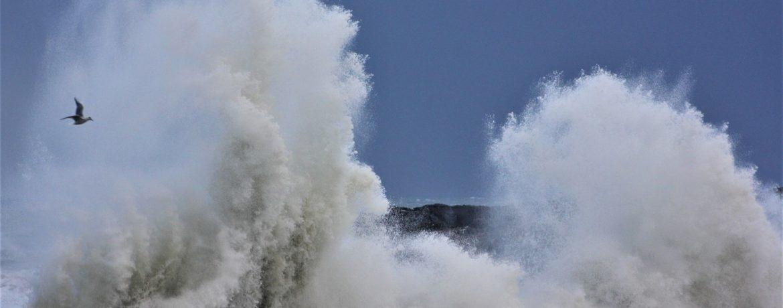 Les vagues du Pouldu
